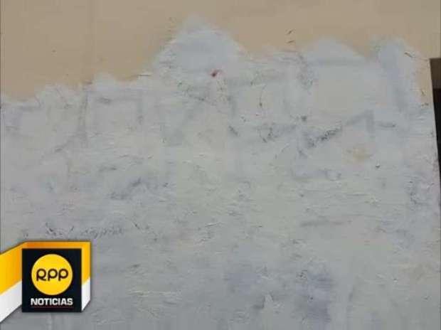 Detuvieron a 11 argentinos en Perú por pintar grafitis en un muro inca