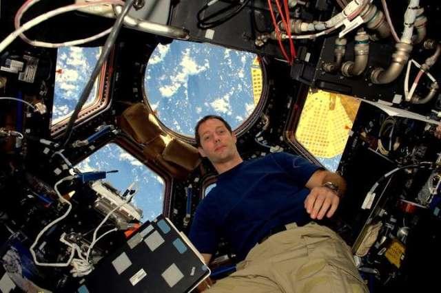 Estación Espacial Internacional: ahora la podés recorrer como si estuvieras ahí