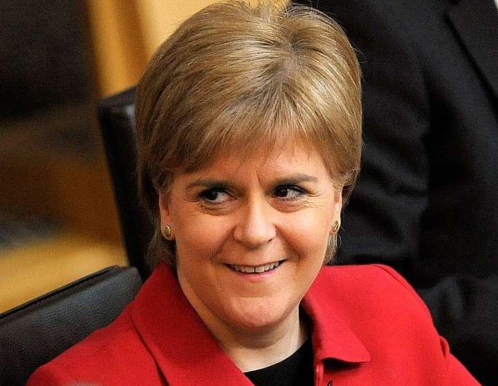 El parlamento de Escocia aprueba otro referéndum independentista