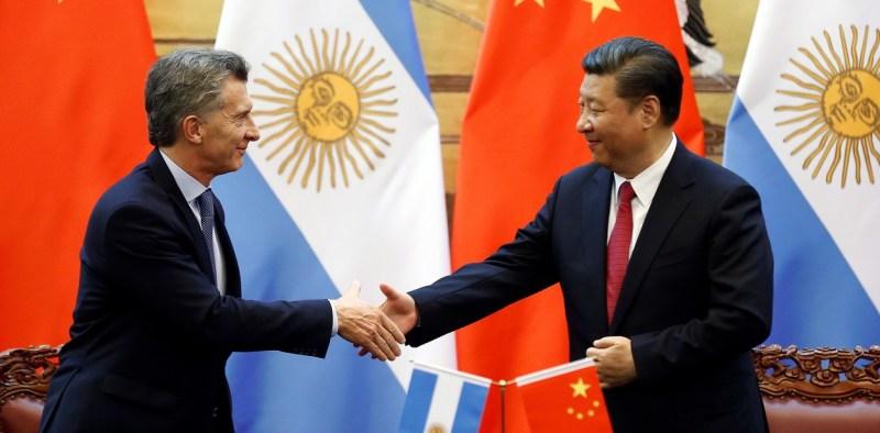 Mauricio Macri y Xi Jinping firmarán un nuevo plan de acción millonario  para los próximos cinco años