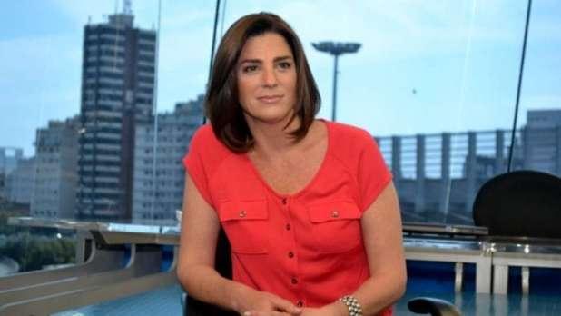 La periodista Débora Pérez Volpin, candidata sorpresa de Martín Lousteau