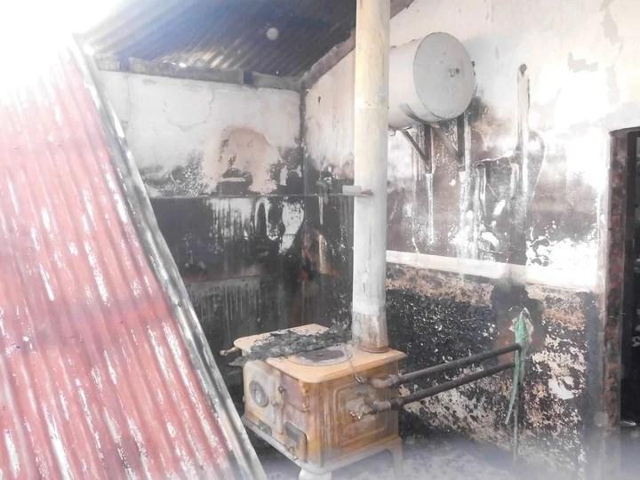 Un grupo mapuche volvió a atacar una estancia en Chubut y pidó la libertad de Jones Huala