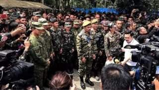 Manny Pacquiao se unió a la lucha contra el ISIS