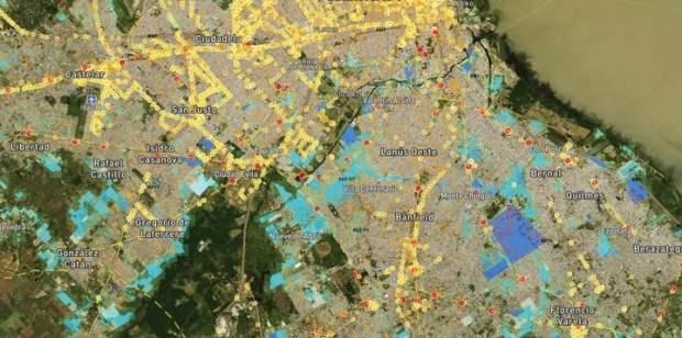 Activan un mapa nacional de villas y asentamientos para controlar obras y proponer iniciativas