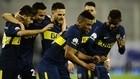Boca bailó a Vélez y se afianzó en la punta