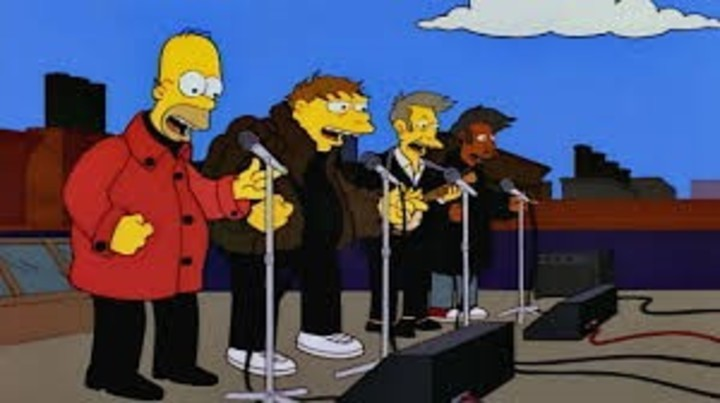 De Springfield a Buenos Aires: la legendaria taberna de Moe se mudó al conurbano