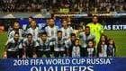 El uno por uno de Argentina, con Lionel Messi y Javier Mascherano como figuras