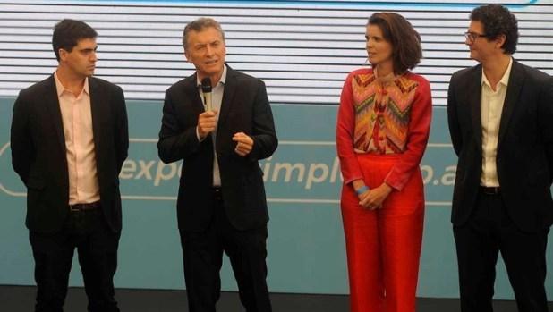 """Mauricio Macri y una fuerte advertencia sobre Lázaro Báez y Cristóbal López: """"Hay que andar bien con la AFIP"""""""