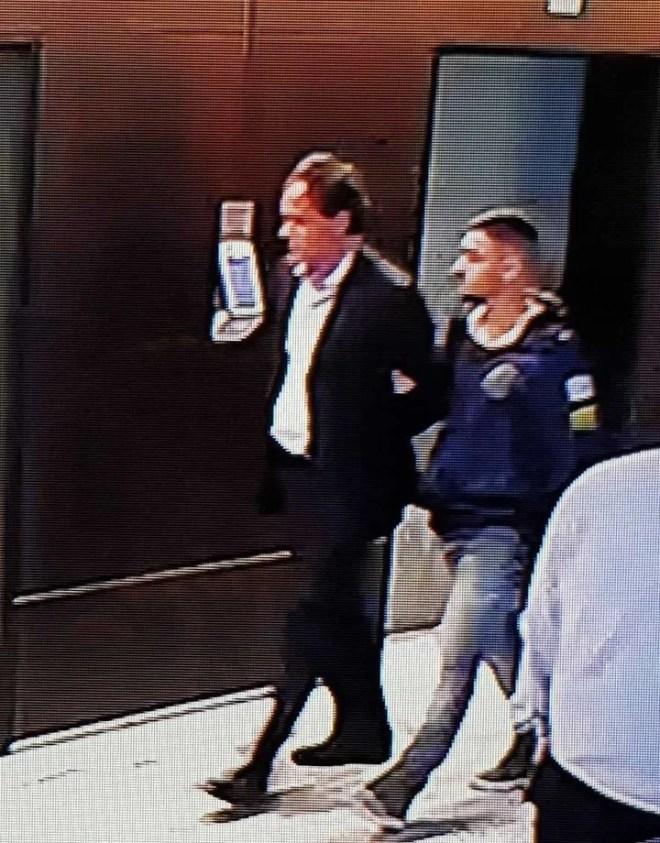 Detuvieron al hijo del financista fallecido Aldo Ducler