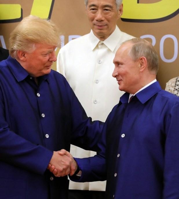 Quieren interrogar a Donald Trump por el caso de la injerencia rusa en las elecciones de Estados Unidos