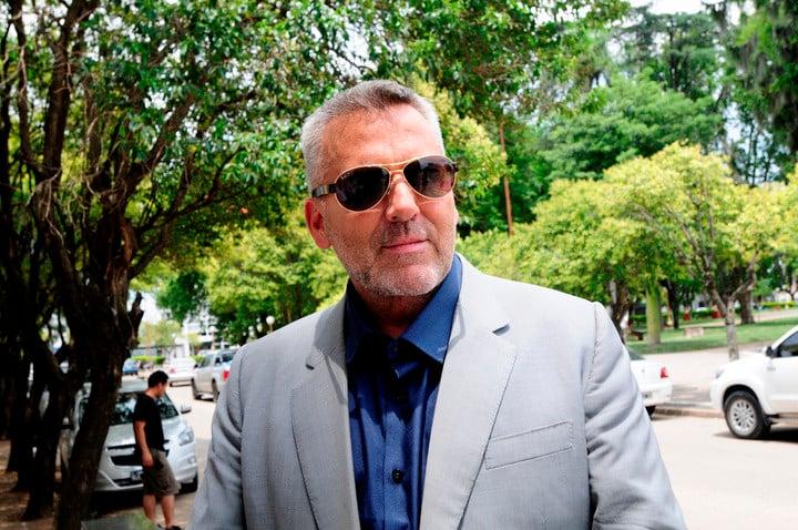 Jorge Zonzini, vocero de Nahir Galarza. Foto: Fernando Orden