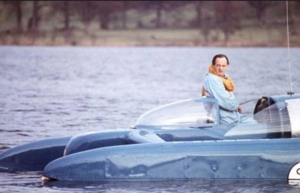 La competición más peligrosa y mortal: batir el récord de velocidad sobre el agua