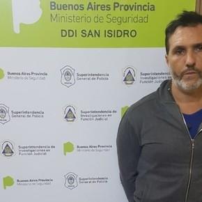 La llamativa coartada de Nicolás Pachelo para desligarse de los robos en un country