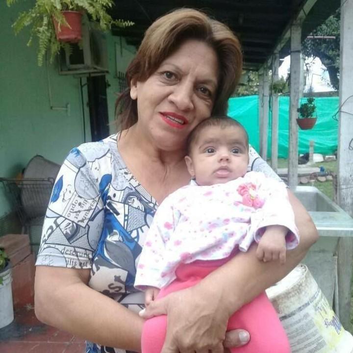 María Petrona Narváez tenía 60 años