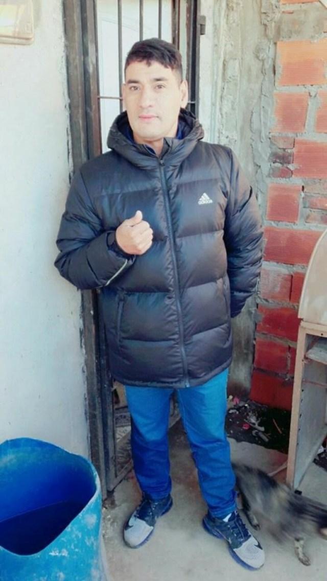 Oscar Orona (43), el motochorro que murió tras robarle el celular a una modelo.