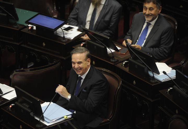 Senador Miguel Pichetto.