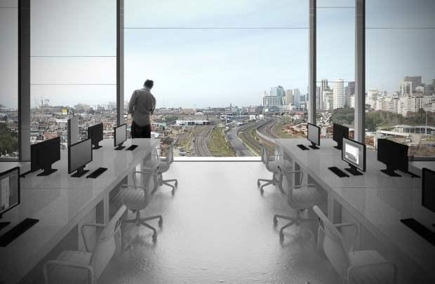 Historia. El edificio forma parte de un proceso de urbanización de la villa.