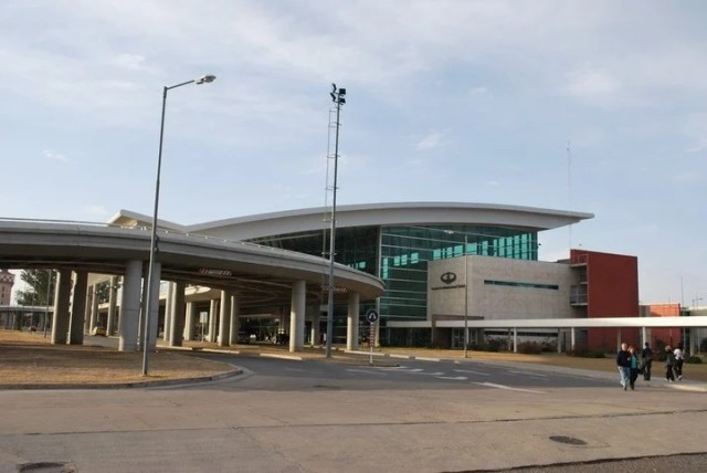 Aeropuerto de Córdoba.
