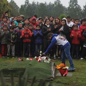 Moreno: los chicos de la escuela que explotó irán el lunes al comedor de una iglesia