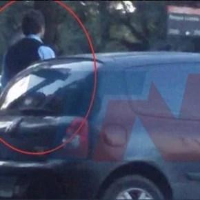Difunden más videos y fotos del chofer Centeno que comprometen a Baratta y al hijo de De Vido