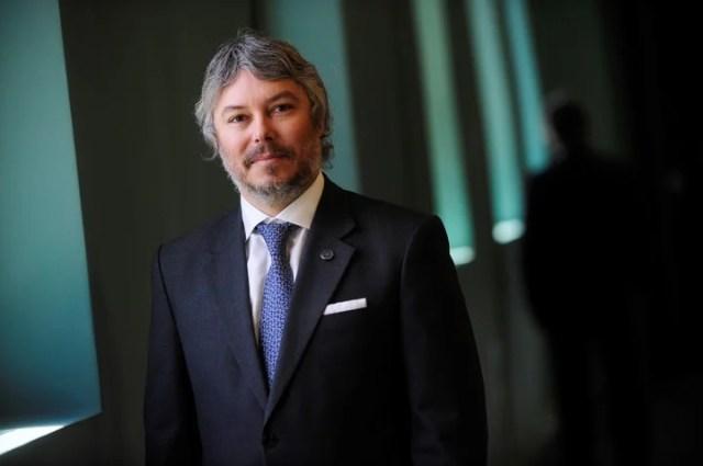 Mariano Federici, director de la Unidad de Información Financiera (UIF). Foto: Fernando de la Orden.