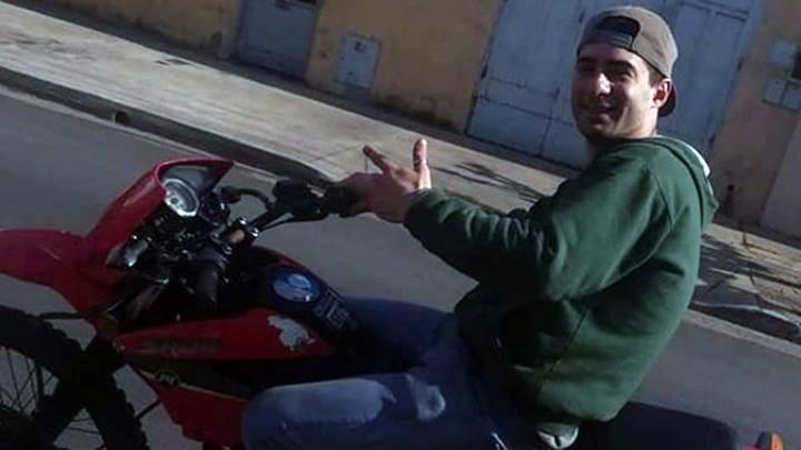 Félix Restaino (24), el ladrón que murió al intentar asaltar a un policía que, en sus horas de franco, manejaba un Uber.