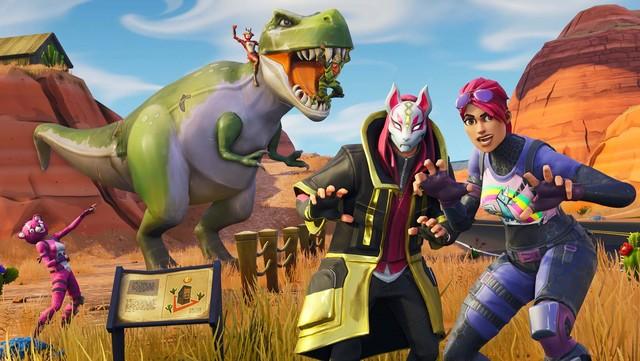Fortnite. El juego del género battle royale está en su temporada 9 y sigue cautivando a grandes y chicos.