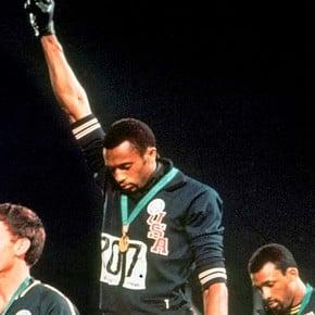 A medio siglo de un podio que marcó la historia y la lucha contra el racismo