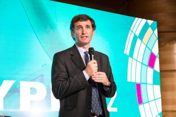 Marcos Browne, vicepresidente de Gas y Energia de YPF.