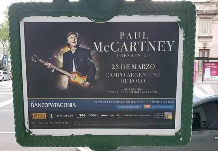 alaVvLIfs 720x0  1 - Vuelve Paul McCartney a la Argentina en marzo de 2019