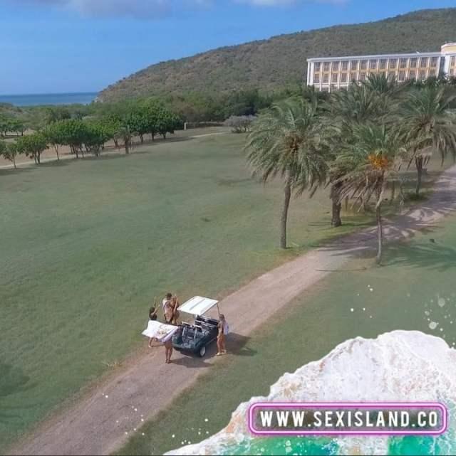 El campo de Golf de la Isla. El ganador del torneo tendrá a su disposición a 60 mujeres.