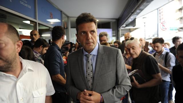 Jorge Lanata le pidió una definición sobre Cristina Kirchner y Sergio Massa apuntó al electorado K