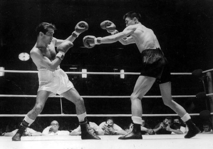 Pascual Pérez fue el primer campeón mundial que tuvo el boxeo argentino.