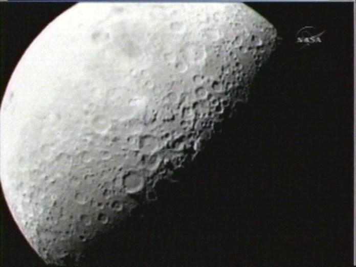 Los resultados sirven para comprender el ciclo del agua luna.