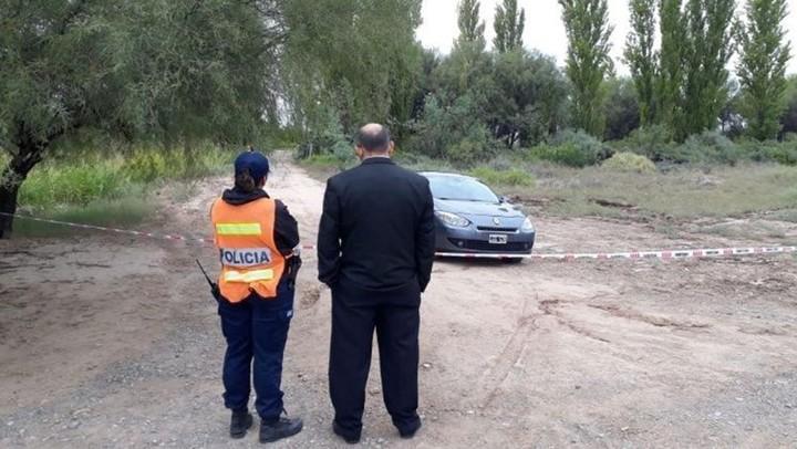 En una zona de plantaciones de melones fueron detenidos un hombre y una menor. La otra detenida estaba durmiendo en la casa de Cieslicki. (Diario de Cuyo)