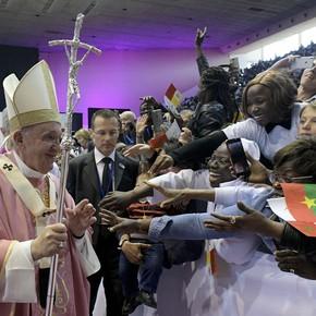 El Papa Francisco y la construcción de puentes