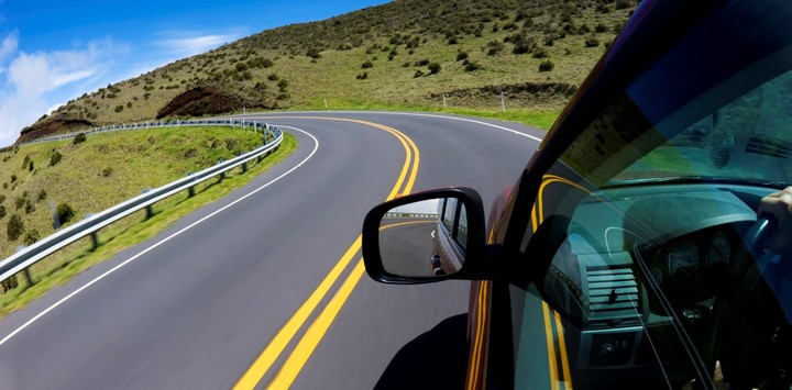 Travel by car: do not forget the certificates to circulate.  Photo: Shutterstock