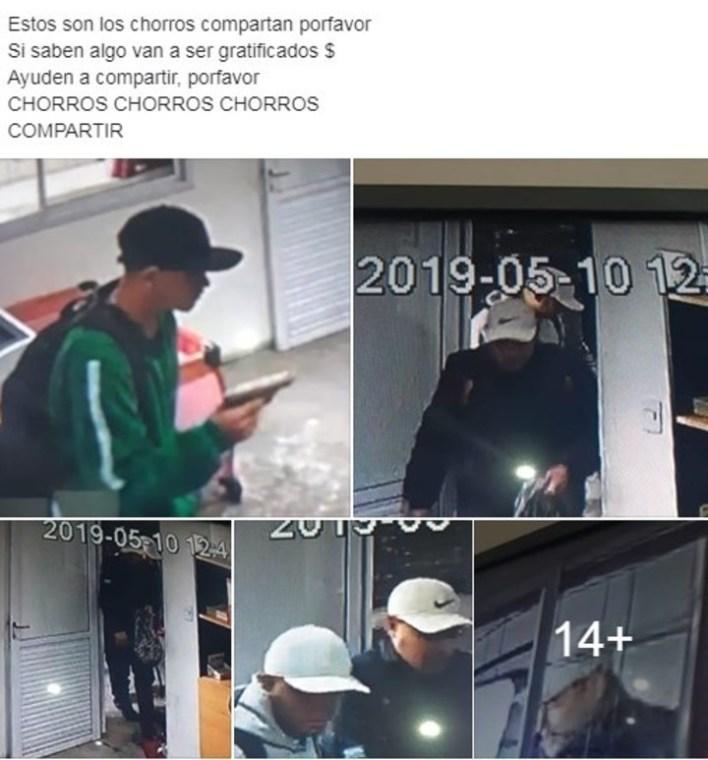 """En Virrey del Pino, La Matanza, ladrones entraron a robar a un depósito. Amenazaron a una madre que estaba con su hija. """"Dame la plata o me llevo a la nena"""", le dijeron."""