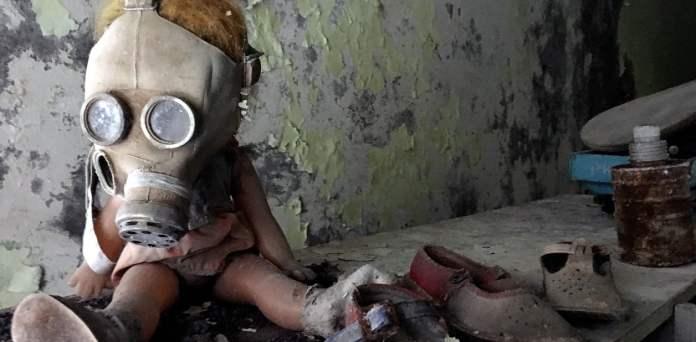 """A raíz de la mayor catástrofe nuclear de la historia, HBO estrenó la miniserie llamada también """"Chernobyl.  /  Fotos Pablo Salvatori"""
