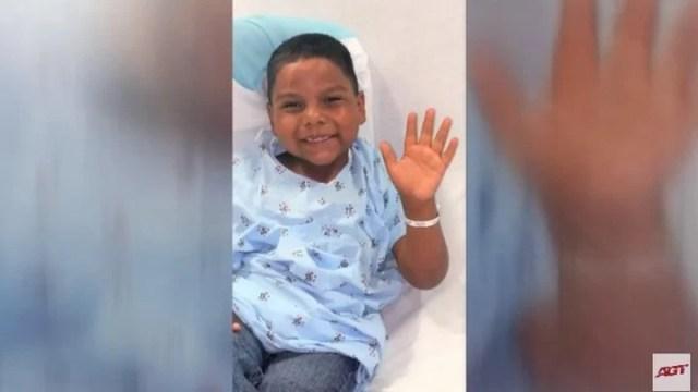 Tyler tuvo leucemia y estuvo al borde de la muerte varias veces (captura de pantalla).