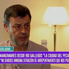 """Víctor Manzanares: """"Mientras estaba en la cárcel me enviaron un mensaje de Máximo para que no hablara"""""""
