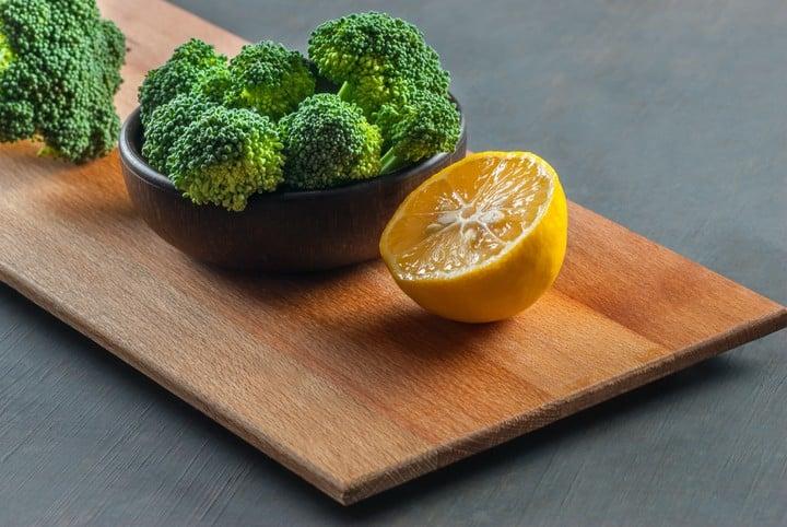 El brócoli es uno de los vegetales más nutritivos.