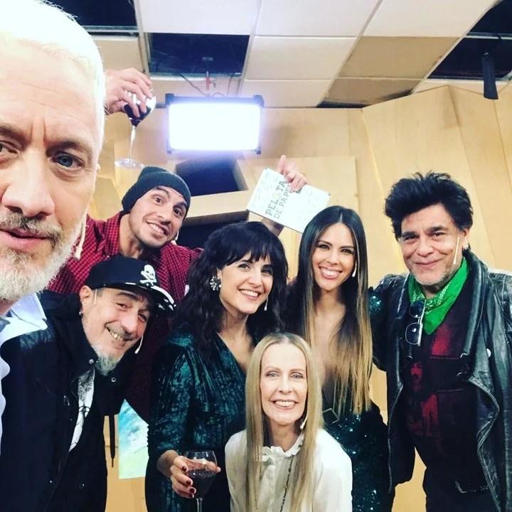 Julieta Díaz en PH, Podemos hablar. (Instagram)