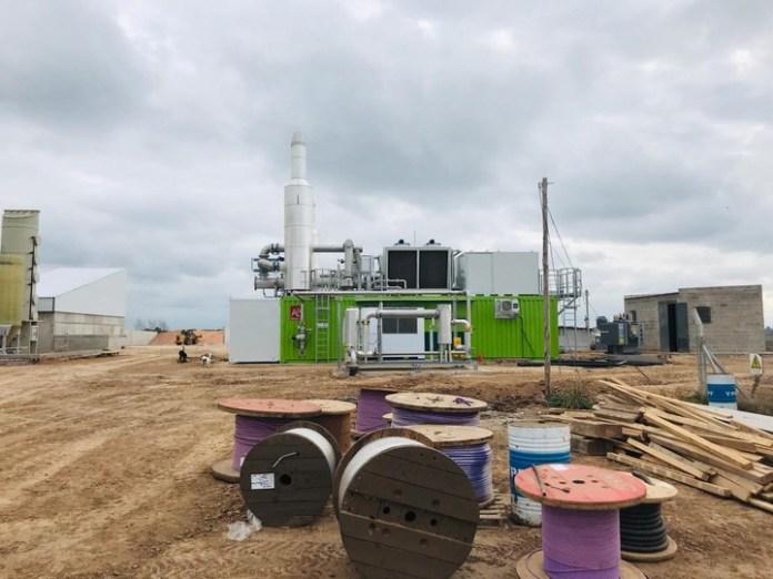 La instalación prevé que la energía generada se suba a la red eléctrica interconectada nacional.