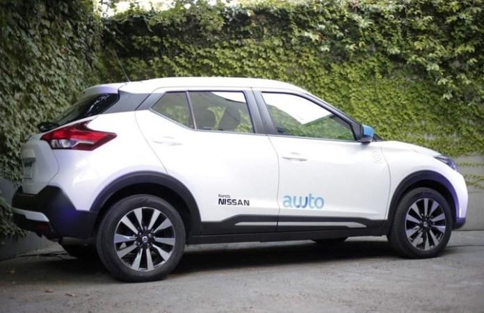 Awto: Es un auto que se alquila a través de una app. Se puede compartir y ayuda a que circulen menos vehículos.