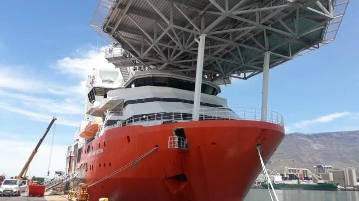 El Seabed Constructor, de la empresa estadounidense Ocean Infinity, es el buque que encontró al Ara San Juan el 17 de noviembre de 2018. Ahora también se atribuye el hallazgo del submarino Francés La Minerve.