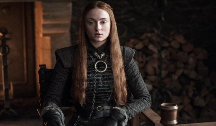 Sophie Turner as Sansa Stark. Photo: HBO