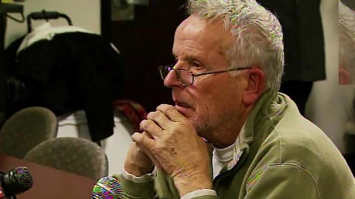 Ulrich Klopfer falleció a principios de septiembre. (Foto: AP)
