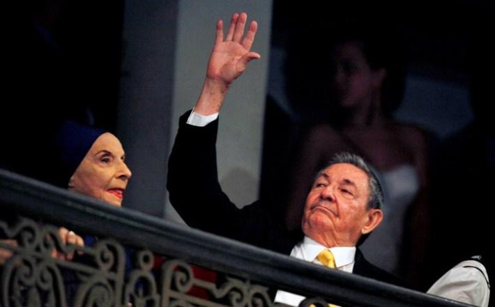 Raul Castro en La Habana, en 2019. Foto: AP