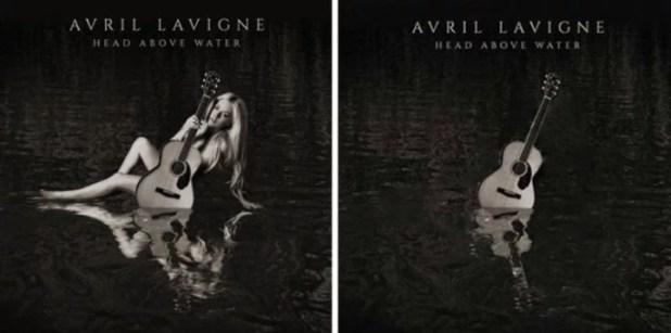 """Head Above Water"", de Avril Lavigne (Instagram)."
